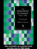 The European economy, 1914-1990