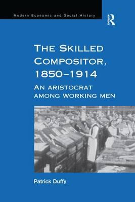 The Skilled Compositor, 1850–1914