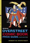 The Official Overstreet Comic Book Price Guide #38