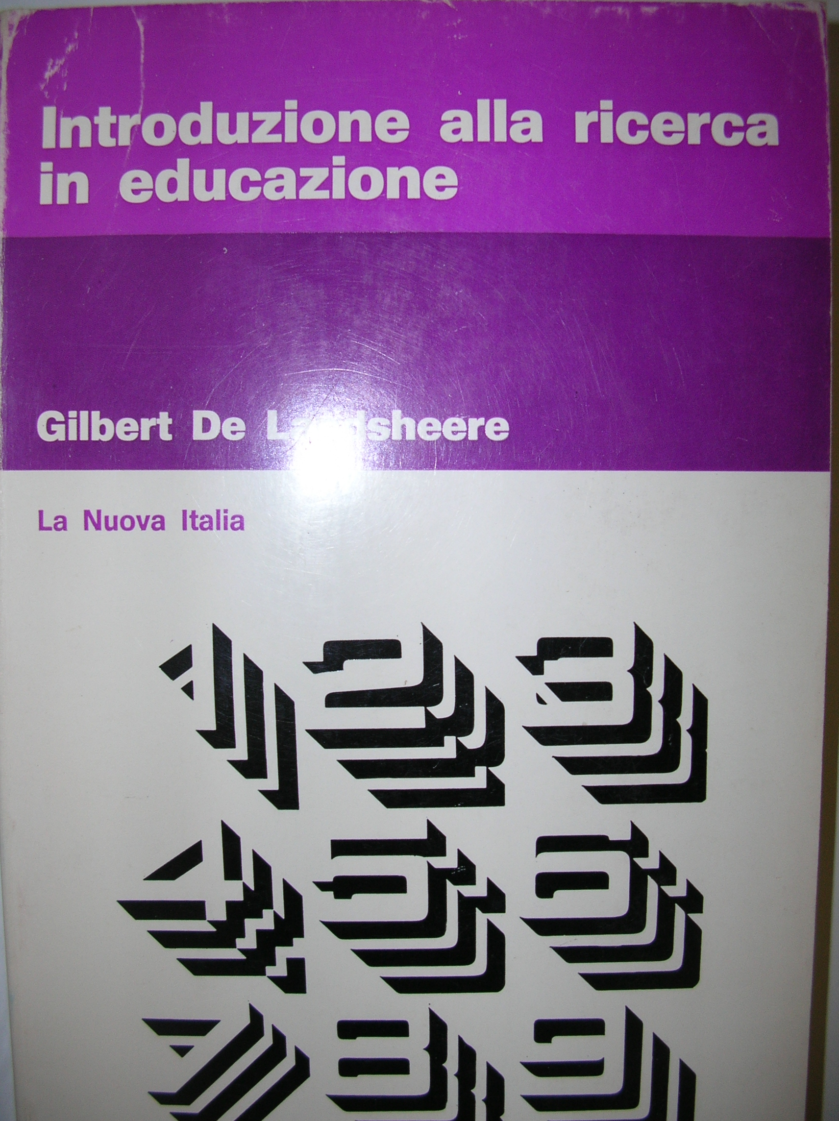 Introduzione alla ricerca in educazione