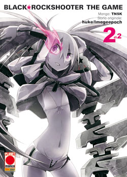 Black Rock Shooter - The Game vol. 2