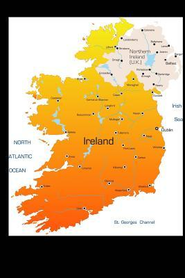 Map of Ireland Journ...