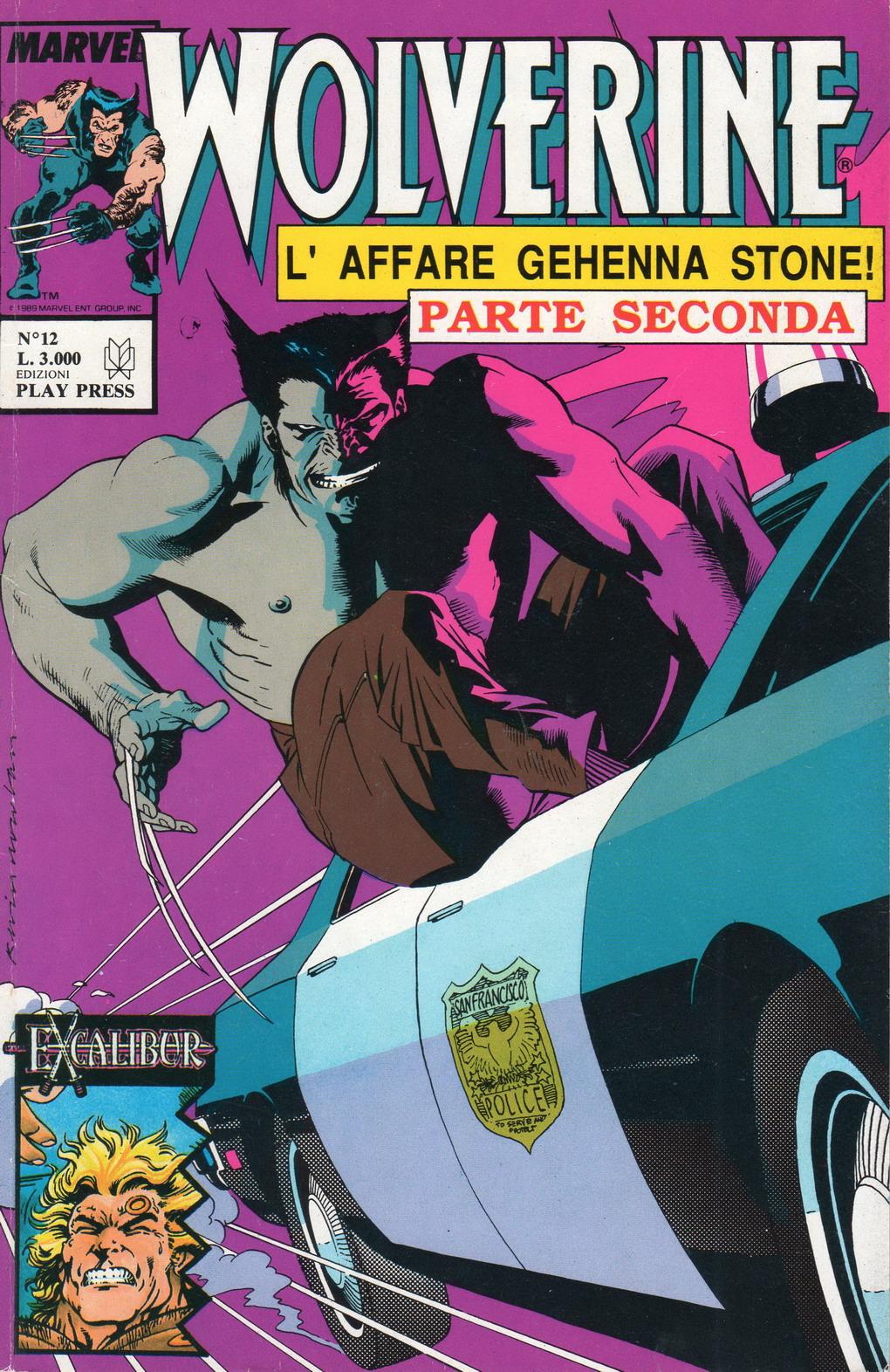 Wolverine n. 12