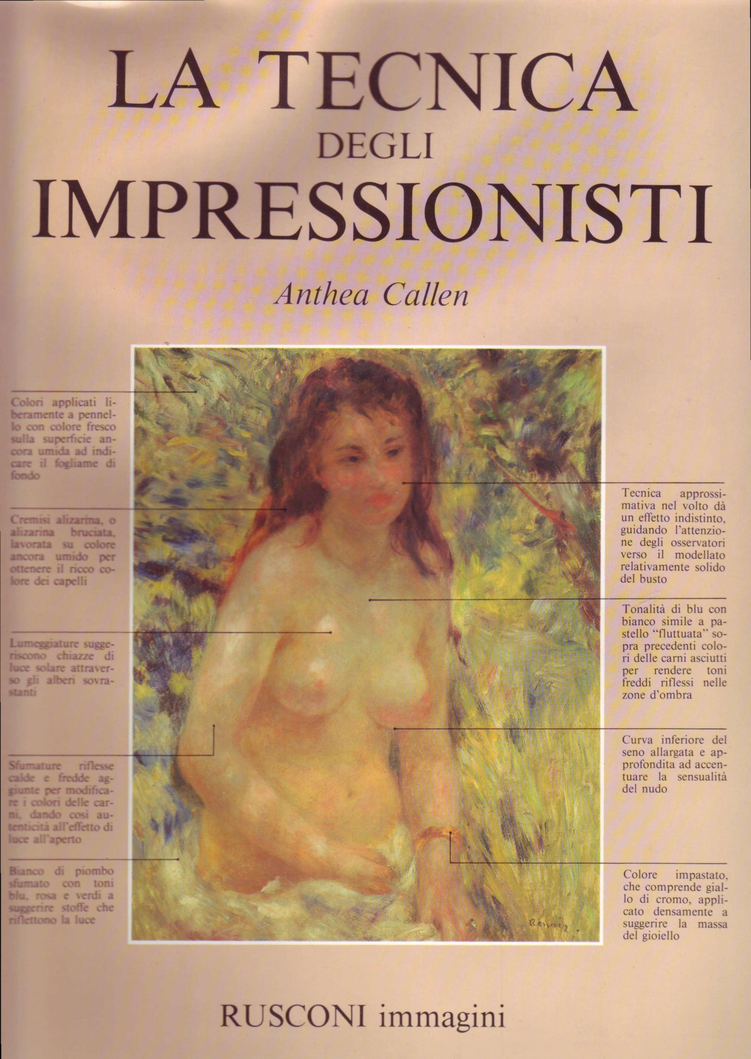 La tecnica degli Impressionisti