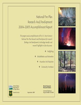 National Fire Plan Research and Development 2004-2005 Accomplishment Report