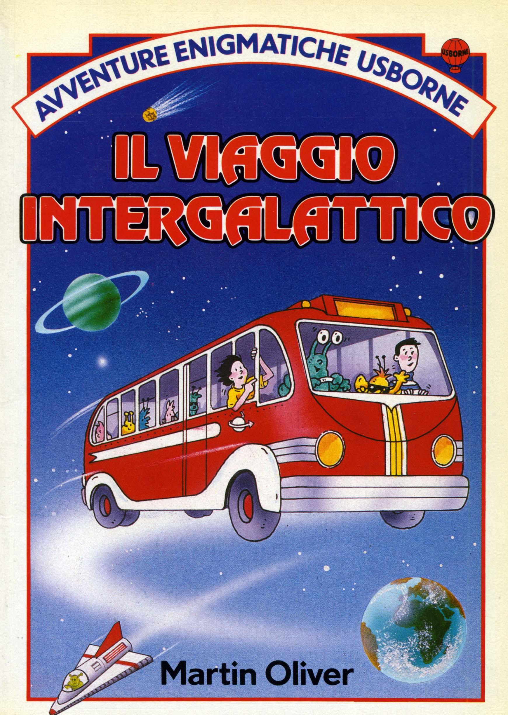Il viaggio intergalattico