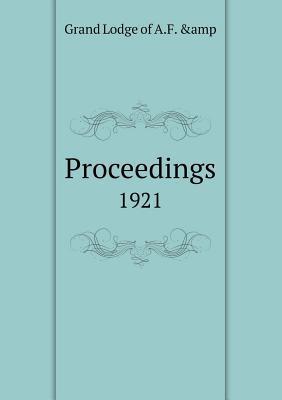 Proceedings 1921