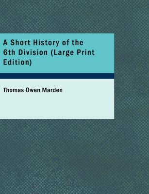 A Short History of the 6th Division
