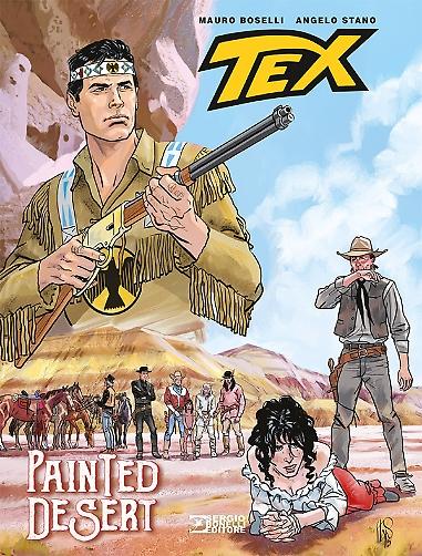 Tex: Painted Desert