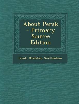 About Perak - Primar...