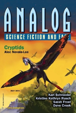Analog Science Fiction and Fact, May 2014