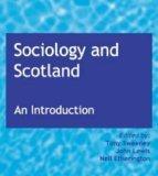 Sociology and Scotland