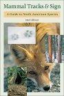 Mammal Tracks & Sign