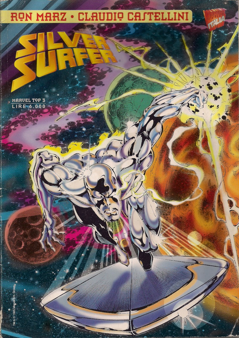 Silver Surfer: Il bu...