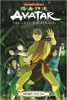 Avatar, the Last Airbender: The Rift, Part 2