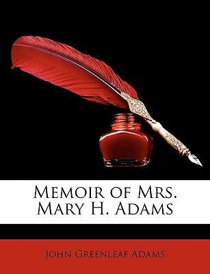 Memoir of Mrs. Mary ...