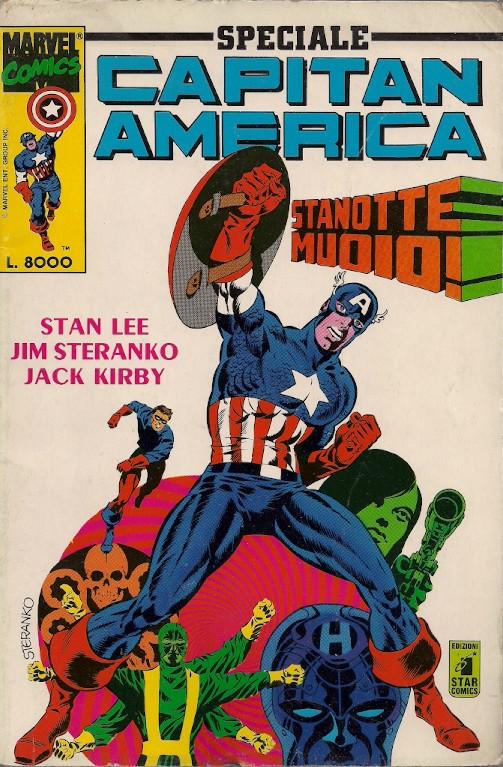 Capitan America: Stanotte muoio!