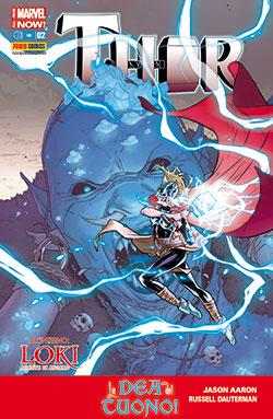 Thor #2 All New Marv...