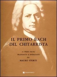 Il primo Bach del chitarrista