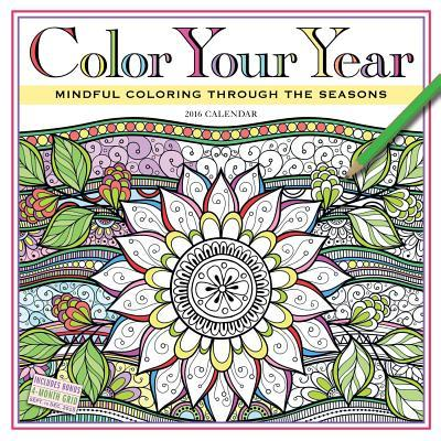 Color Your Year 2016...