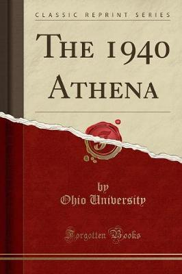 The 1940 Athena (Classic Reprint)