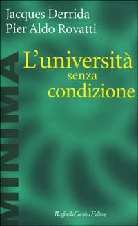 L' università senza condizione