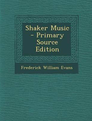 Shaker Music - Prima...