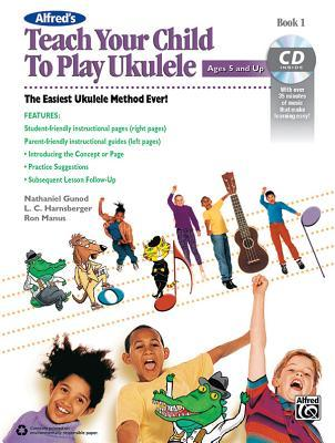 Alfred's Teach Your Child to Play Ukulele