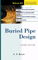 Buried Pipe Design, 2nd Edition