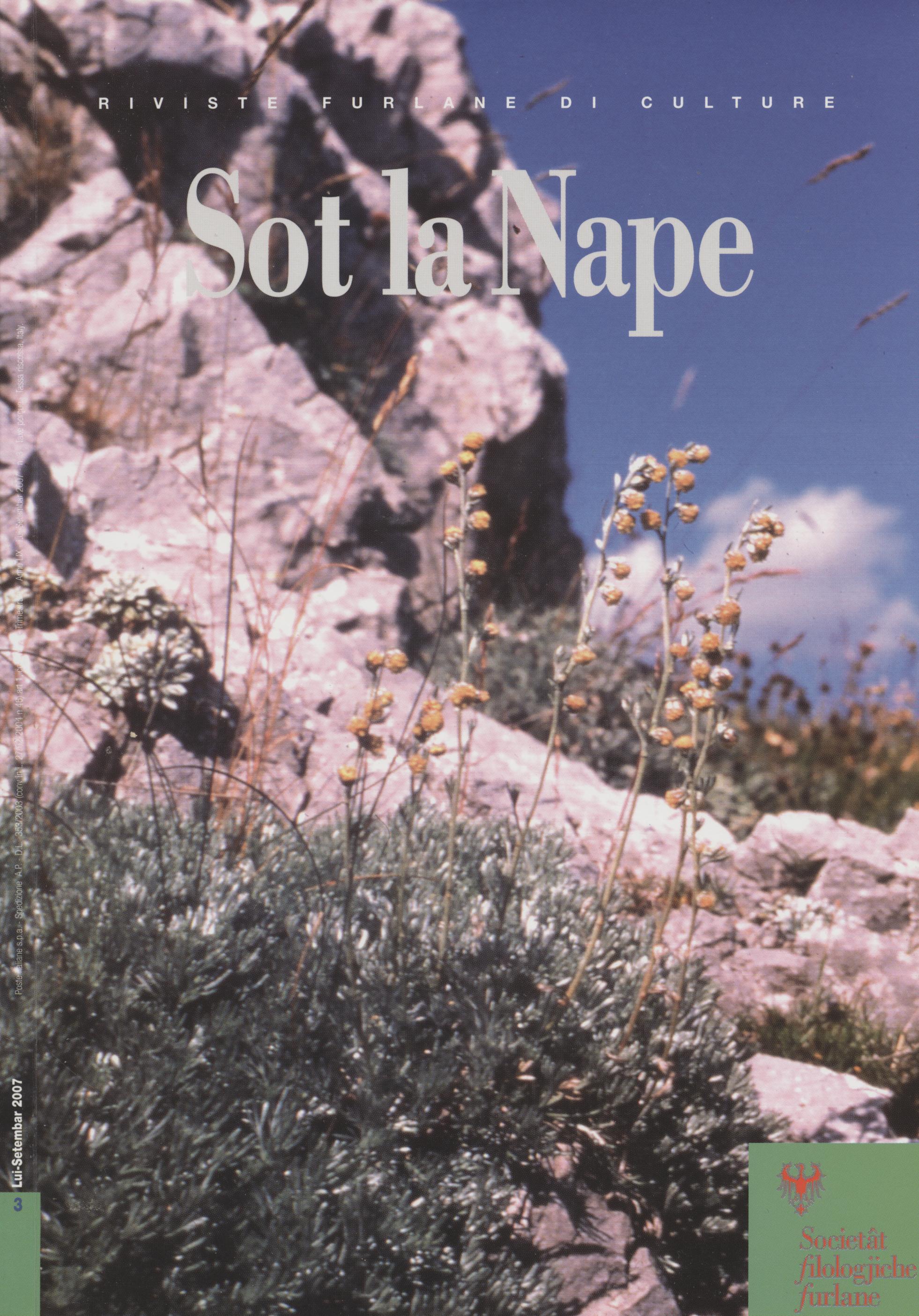 Sot la Nape, n.3 (2007)