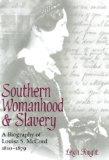 Southern Womanhood and Slavery