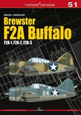 Brewster F2A Buffalo