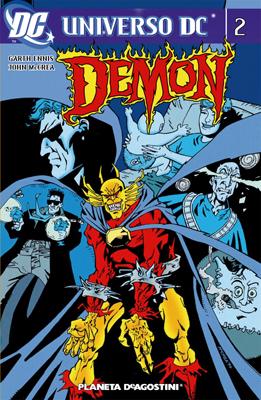Universo DC - Demon vol. 2 (di 3)