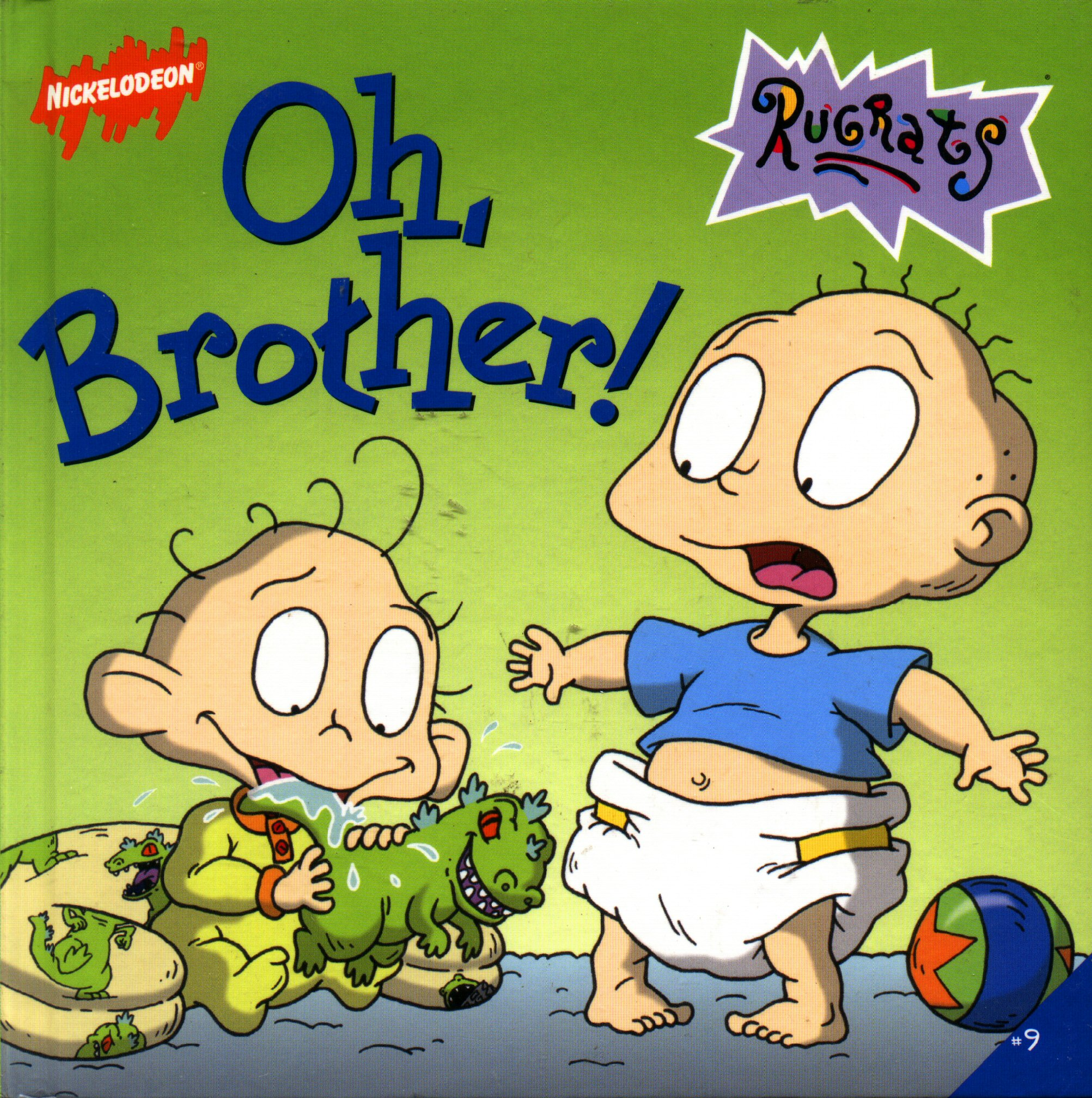 Rugrats - Oh, Brother!