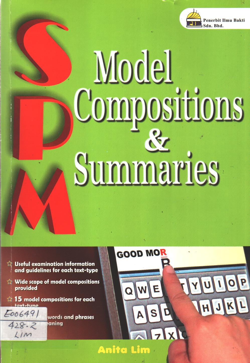 SPM Model Compositions & Summaries