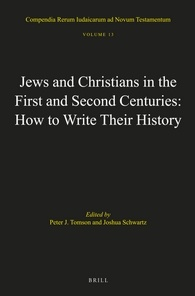 Jews and Christians in the First and Second Centuries