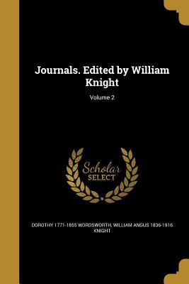 JOURNALS EDITED BY WILLIAM KNI