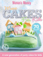 More Cakes for Kids
