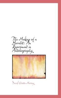 The Making of a Novelist