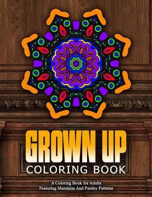 Grown Up Coloring Book
