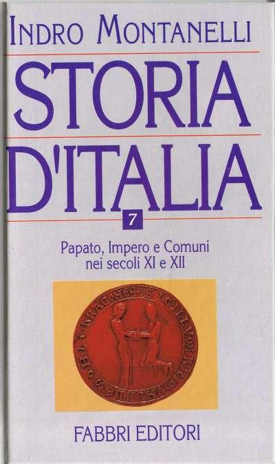 Storia d'Italia - volume 07