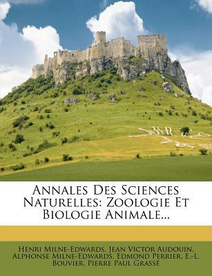 Annales Des Sciences...