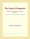 The Land of Footprints (Webster's German Thesaurus Edition)