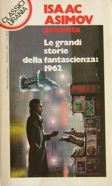 Le grandi storie della fantascienza: 1962