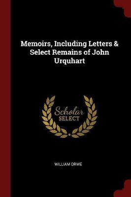 Memoirs, Including L...
