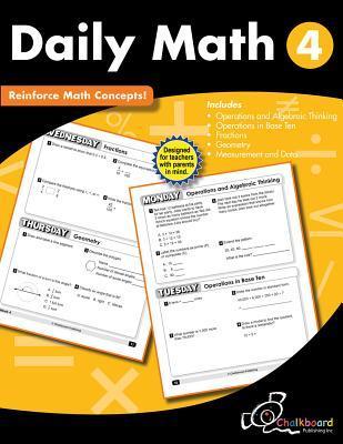 Daily Math Grade 4
