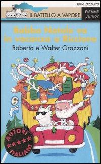 Babbo Natale va in vacanza a Riccione