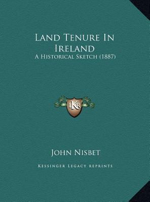 Land Tenure in Ireland