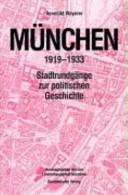 München 1919-1933