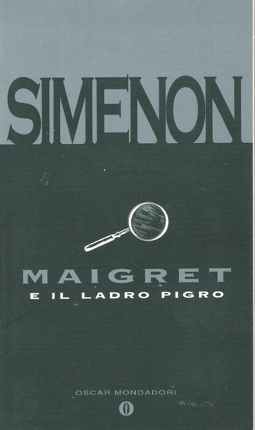 Maigret e il ladro p...